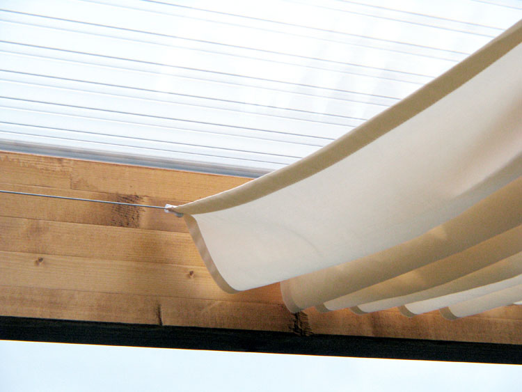 Gut bekannt Kalkulator Innenbeschattung Wintergarten / Terrassenüberdachung JE16