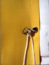 punktbefestigung edelstahl ideal zur sonnensegelmontage von dreiecksonnensegeln oder dem. Black Bedroom Furniture Sets. Home Design Ideas