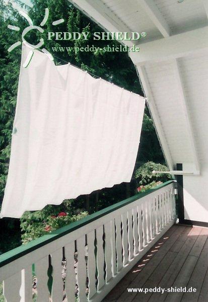 seilspanntechnik bausatz balkon i f r eingeschnittene oder. Black Bedroom Furniture Sets. Home Design Ideas