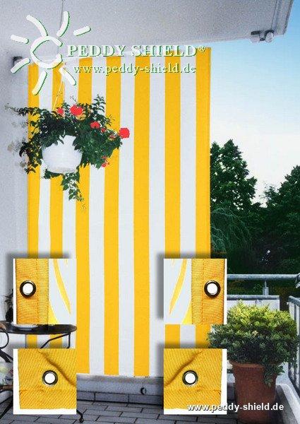 fotogalerie senkrecht sonnensegel 230x140 cm uni. Black Bedroom Furniture Sets. Home Design Ideas