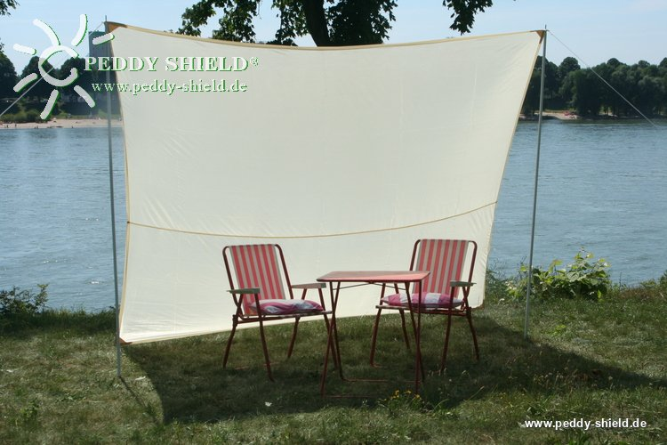 fotogalerie camping freizeit sonnensegel vierecksonnensegel 2 5 x 3 0 m sandfarben. Black Bedroom Furniture Sets. Home Design Ideas