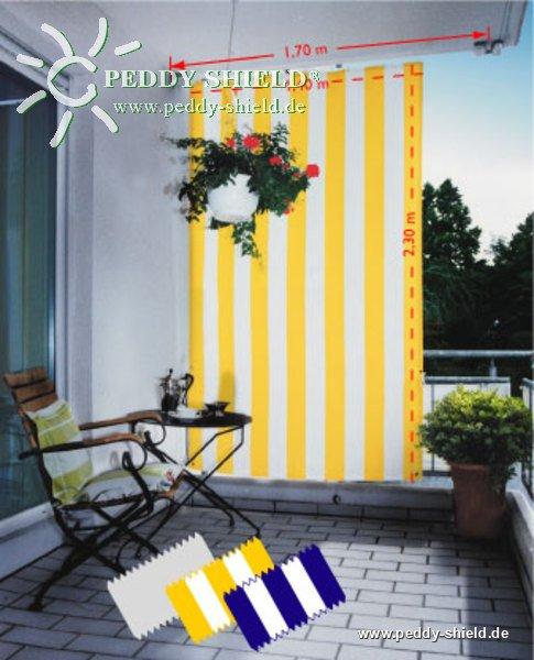 senkrecht sonnensegel f r balkone. Black Bedroom Furniture Sets. Home Design Ideas
