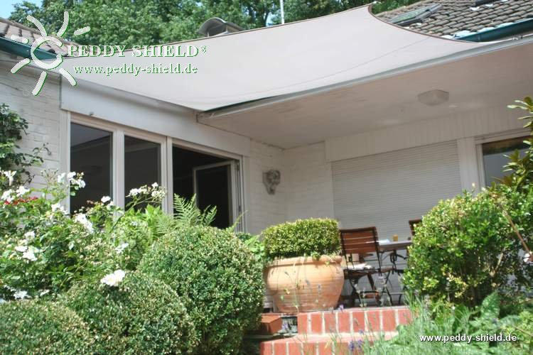 Sonnensegel Terrasse Viele Moglichkeiten Fur Sonnenschutz