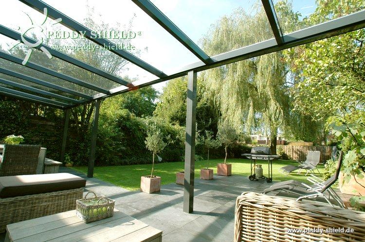 glasdach veranda sonnenschutzsegel. Black Bedroom Furniture Sets. Home Design Ideas